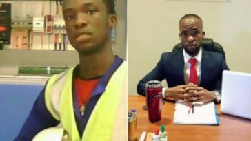 Young Man Who Worked As Security Guard For Years, Becomes CEO Of Oil And Gas Company 7