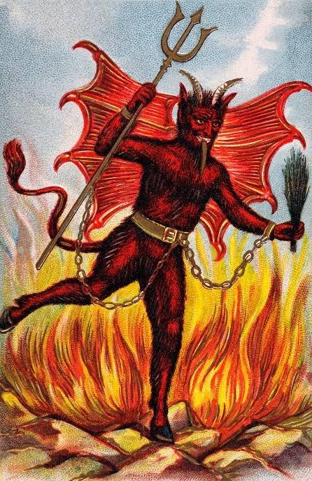 When the devil is not to blame - Tony Ogunlowo 1