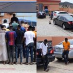 EFCC Arrests 42 Suspected Internet Fraudsters In Ogun, Recovers Eight Exotic Cars [Photos] 28