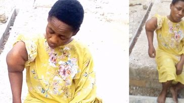 Police Finally Arrests Woman Used By Several Nigerian Pastors To Perform Same Fake Miracles 1