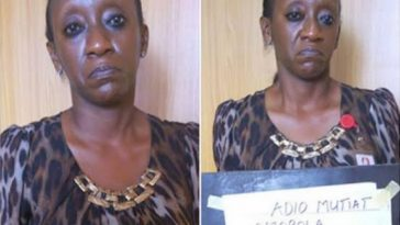 Oyo Chief Magistrate Sentenced To 5 Years In Prison For Stealing N22.3 Million From GTBank 5
