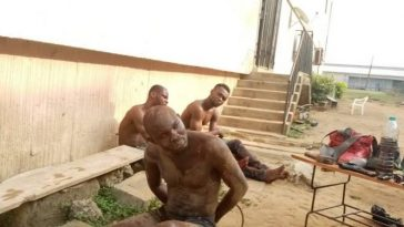 Police Arrests Three Suspected Kidnappers In Cross River, Rescues Female Victim [Photos] 5