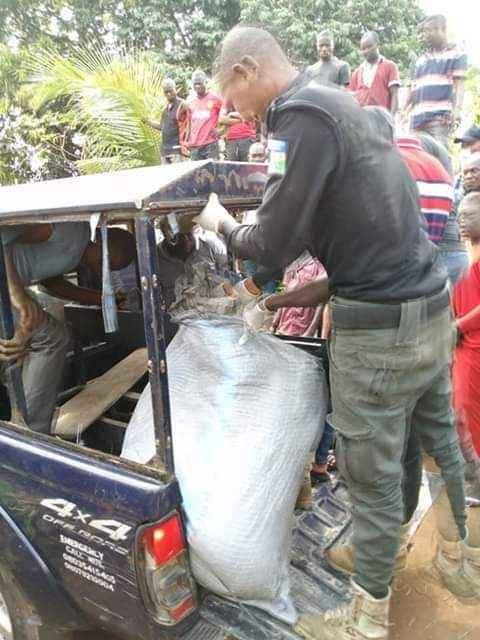 Lady Killed, Body Stacked In A Bag And Dumped On Road By Suspected Ritualists In Abia [Photos] 2
