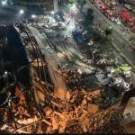 10 dead as Coronavirus quarantine hotel collapse in China, over 28 missing 27