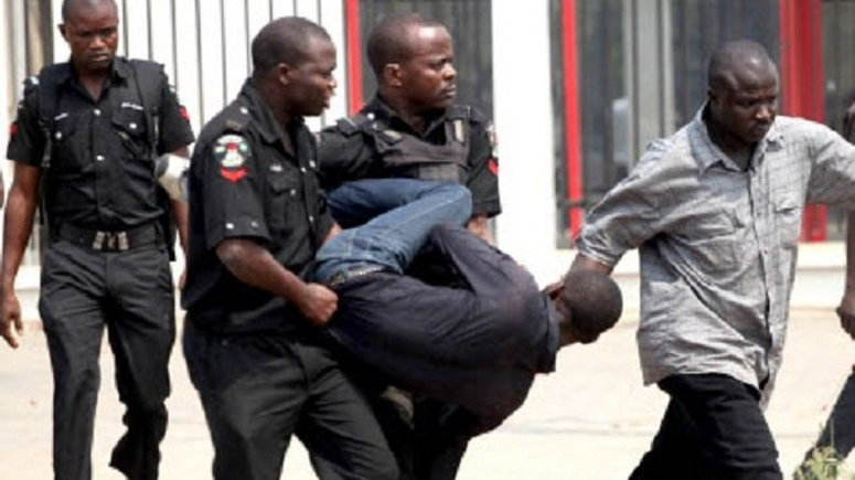 Nigerian Kidnapper Who Fled To Indonesia After Operation, Arrested On His Wedding Day In Imo 1