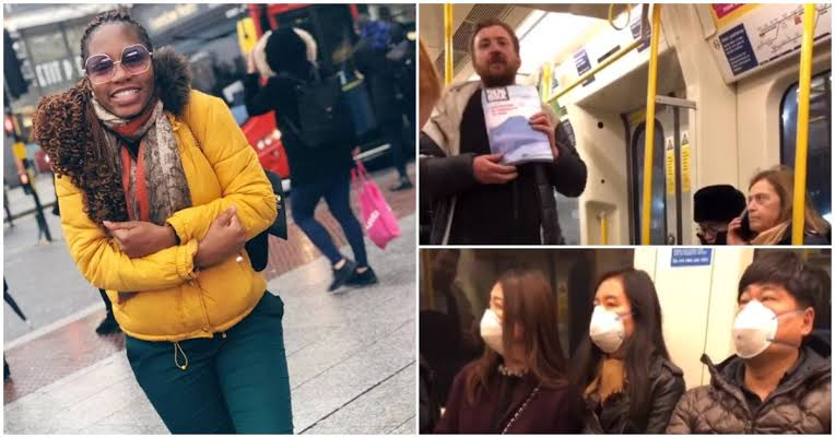 Homeless Man Threatens To Infect Khafi Kareem With Coronavirus Inside A Train In London [Video] 1