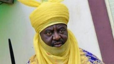 Aminu Ado Bayero is the new emir of Kano - BREAKING NEWS 4