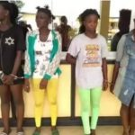Police Arrests 4 Female Students With Bags Of Used Condoms Containing Sperm In Akwa Ibom 9