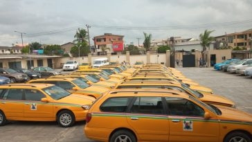 Eko cab Lagos: Lagos State Government partners with Ekocab to launch ride hailing platform for yellow cabs 4