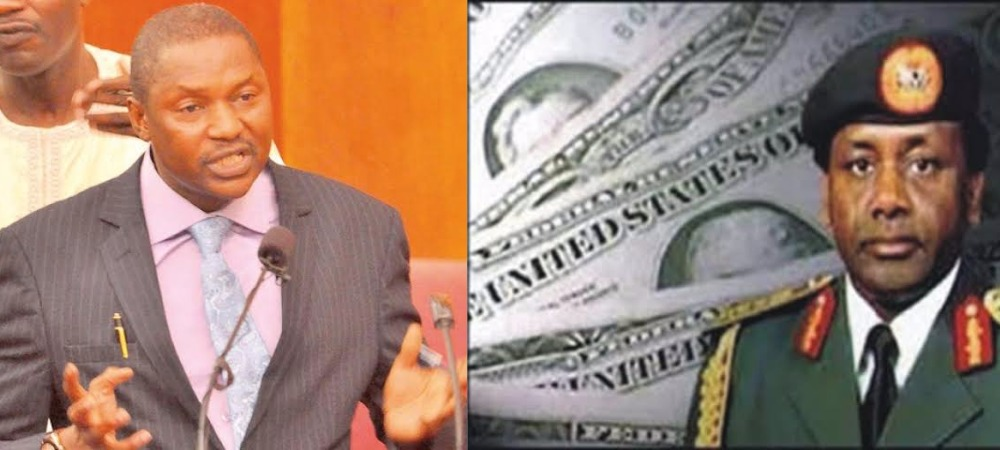 AGF Malami Rejects Call For Payment Of Abacha's Looted Funds Into Federation Account 1