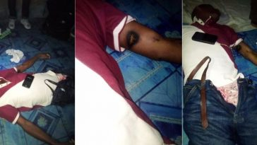 Young Man Electrocuted To Death While Charging A Phone Placed On His Body In Rivers  [Photos] 4