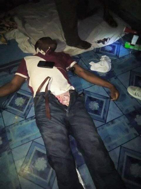 Young Man Electrocuted To Death While Charging A Phone Placed On His Body In Rivers  [Photos] 2