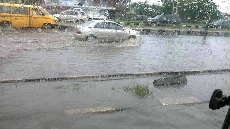 Lagos State Will Experience 240 Days Of Rainfall Beginning From March 19th - Commissioner 1