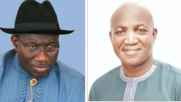 Goodluck Jonathan Speaks On Collecting N300 Million, Bullet Proof Cars From David Lyon 1