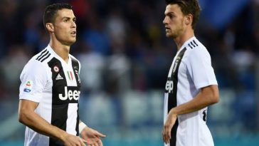 Juventus Defender, Daniele Rugani Test Positive For Coronavirus As Ronaldo Escape To Madeira 3