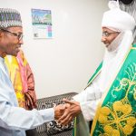Buhari Not Involved In Sanusi's Dethronement, All Insinuations Are Politically Motivated – Presidency 27
