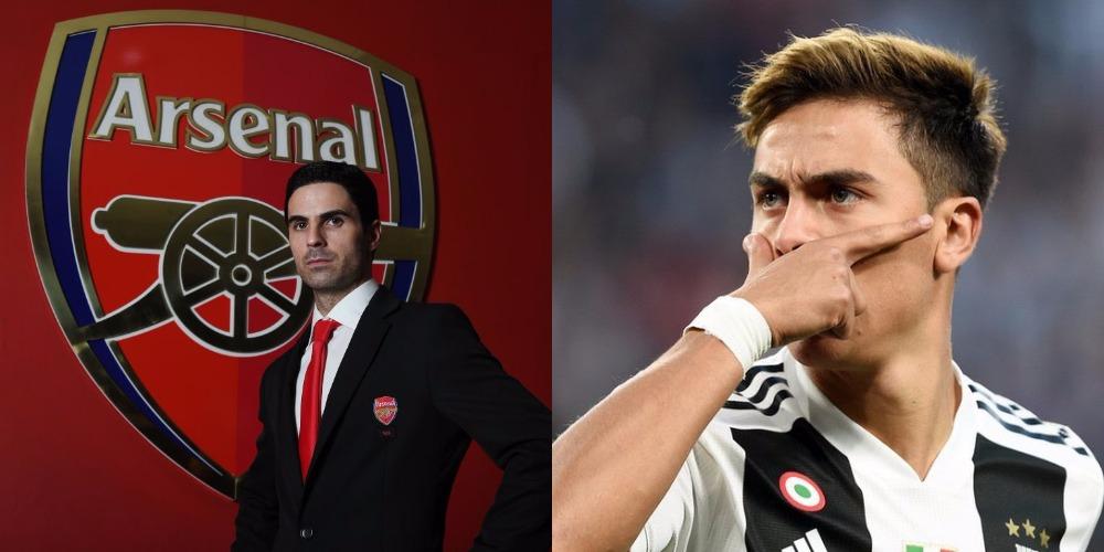 Arsenal Manager, Mikel Arteta And Juventus Player, Paulo Dybala, Test Positive For Coronavirus 1