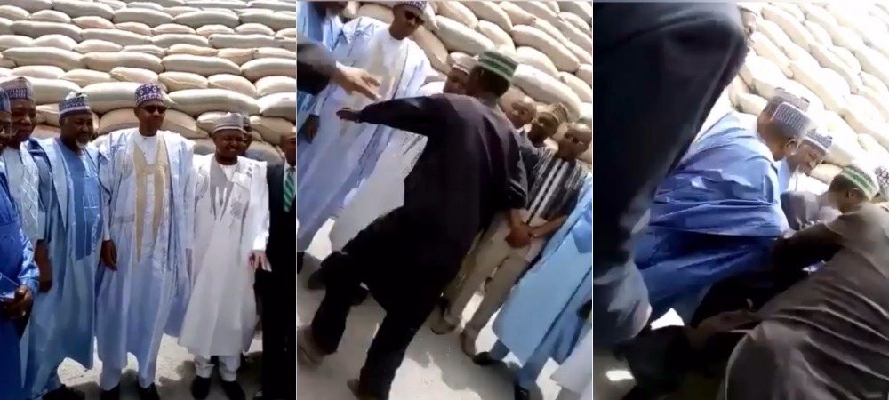 Presidency Reacts As Young Man 'Attacks' President Buhari During Argungu Festival In Kebbi [Video] 1
