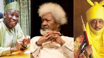 """Those Whom The Gods Would Destroy, They First Make Mad"" - Soyinka Speaks On Ganduje's Conduct 7"
