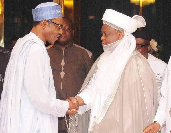 There's A Very Serious 'Hunger-Virus' Killing Nigerians More Than Coronavirus – Sultan Tells Buhari 1