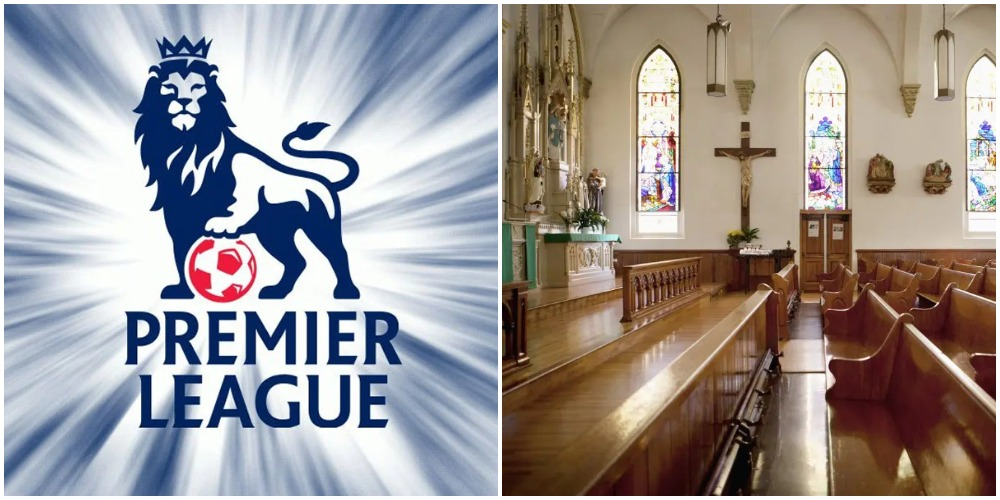 Coronavirus: English Football League Suspended, Catholic Churches Shut Down Until Next Month 1