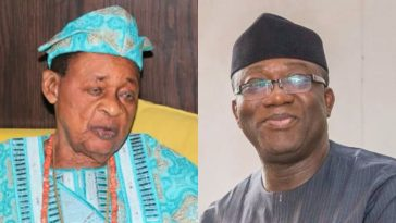 Alaafin Of Oyo Warns Governor Fayemi Over Alleged Attempt To Dethrone 16 Kings In Ekiti 12