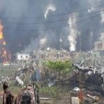 Suspected Pipeline Explosion Rocks Abule Ado In Lagos, Destroys Houses And Vehicles [Video] 8
