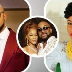 Nigerians Reacts To Viral Report Of Banky W Cheating On His Wife, Adesua Etomi 27