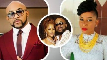 Nigerians Reacts To Viral Report Of Banky W Cheating On His Wife, Adesua Etomi 13