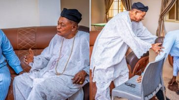 Fayemi Visits Alaafin Of Oyo After Receiving Warning Letter Over Alleged Attempt To Dethrone 16 Kings 11