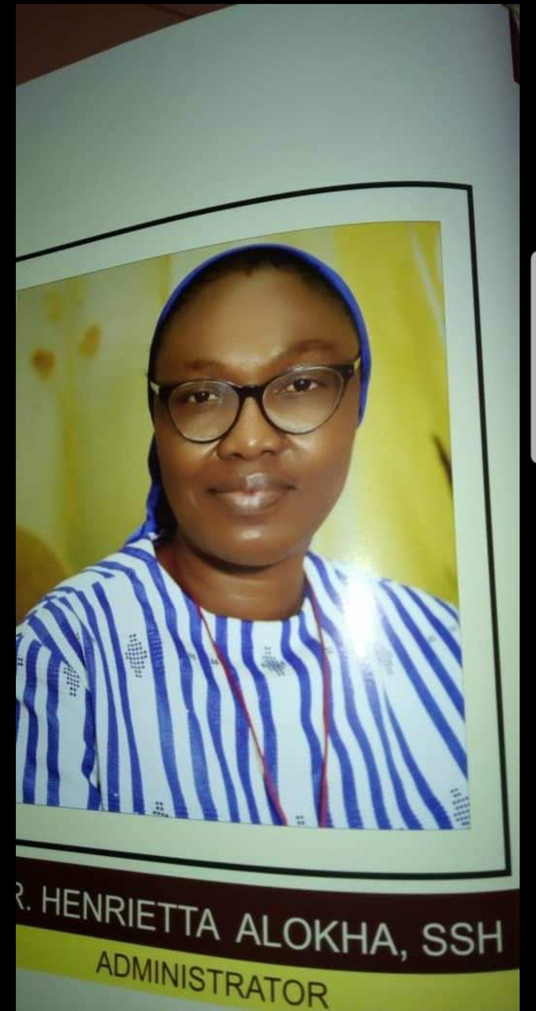 Bethlehem School Abule Ado principal Reverend sister Henrietta Alokha dies in Lagos factory explosion 1