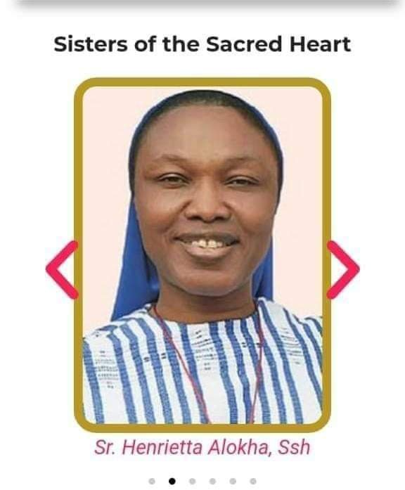 Reverend Sister Henrietta Alokha who died in Abule Ado Explosion has been buried - PHOTOS 1