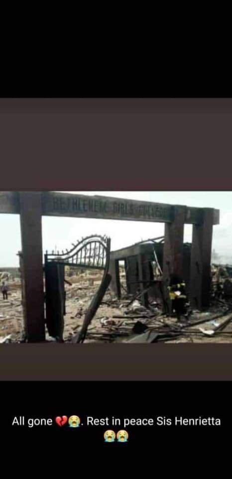 Bethlehem School Abule Ado principal Reverend sister Henrietta Alokha dies in Lagos factory explosion 3