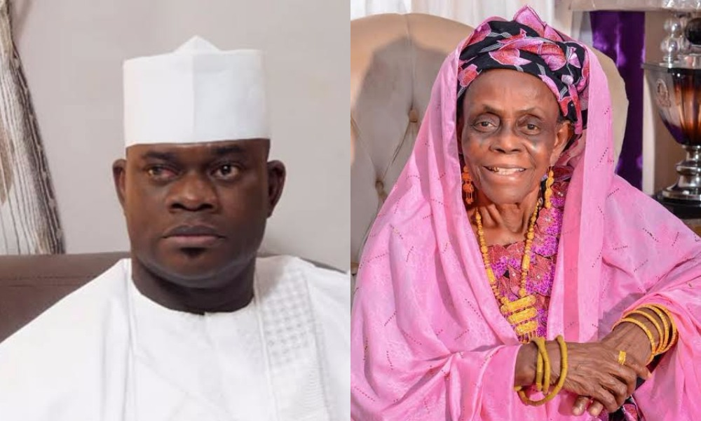 Governor Bello Loses His 101-Year-Old Mother, To Be Buried On Monday In Kogi State 1