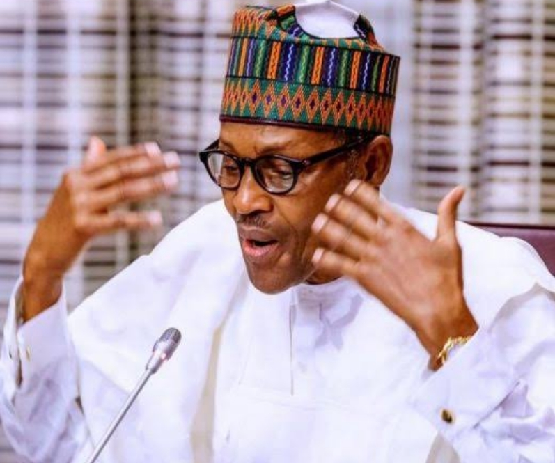 President Buhari Reacts To Lagos Explosion, Says It's A National Tragedy 1