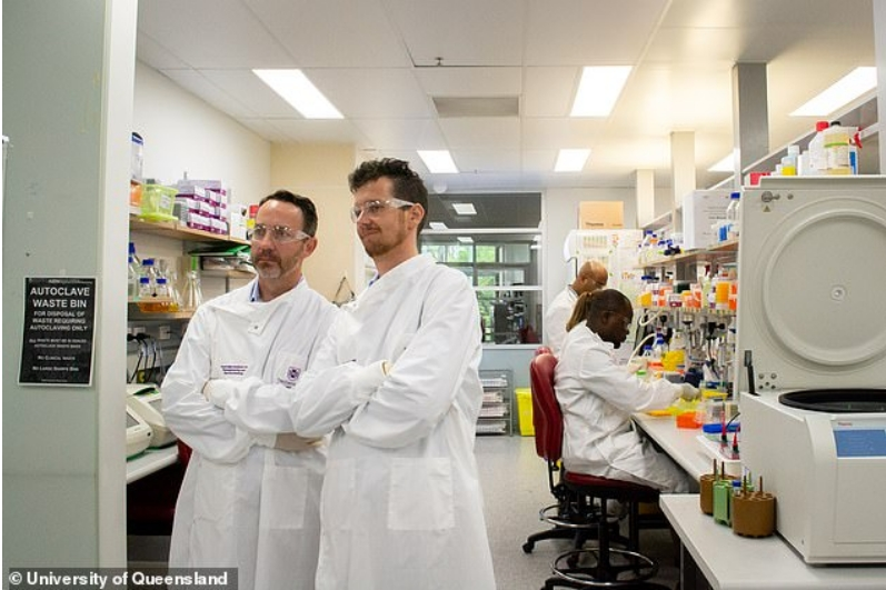 Australian Scientists Claims They Have A Vaccine For Coronavirus, But They Can't Roll It Out Yet 1