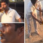 Indians Now Drink Cow Urine To Prevent Being Infected By Coronavirus 27