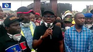 Lagos Governor, Sanwo-Olu Sets Up N2 Billion Relief Fund For Victims Of Abule-Ado Explosion 4