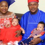 Pastor Eseme Unem Welcomes Triplets With His Wife After Waiting 18 Years For A Child 28