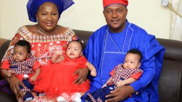 Pastor Eseme Unem Welcomes Triplets With His Wife After Waiting 18 Years For A Child 13