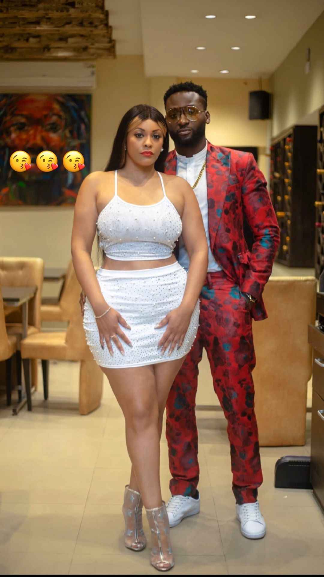 Gbenro Ajibade Flaunts His New Curvy Girlfriend After Breakup With Wife, Osas Ighodaro [Video] 4