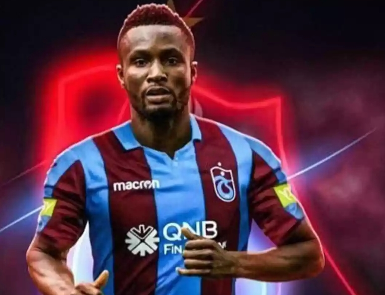 Turkish Club Terminates Mikel Obi's Contract After He Refused To Play In Coronavirus Crisis 1