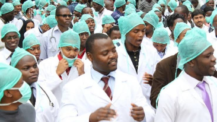 Amidst Coronavirus Crisis, Abuja Doctors Embarks On Indefinite Strike Over Non-Payment Of Salaries 1
