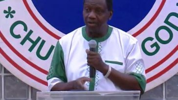 Pastor Adeboye Changes RCCG's Services After Governments Banned Religious Mass Gatherings 4