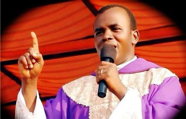 Father Mbaka Releases Prophecy For Coronavirus, Prays For 'Sunray' As Antidote For The Disease 1