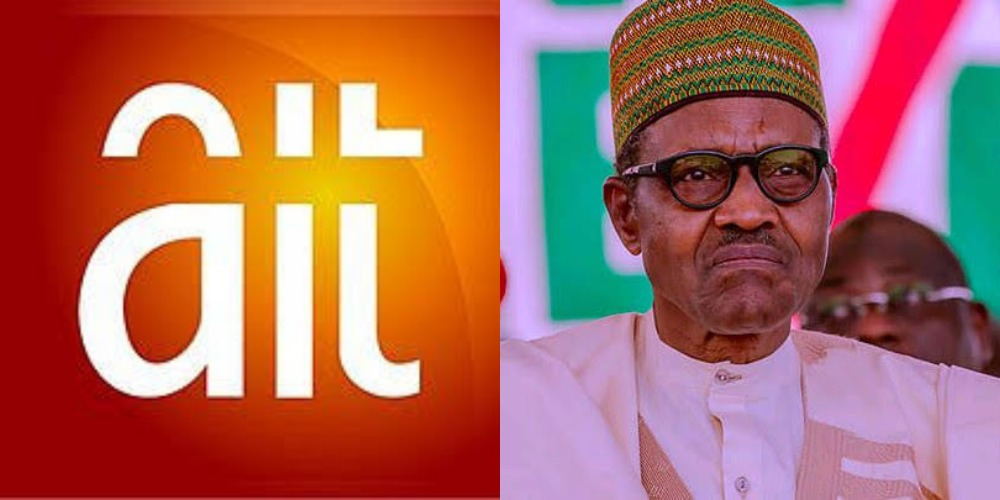 President Buhari Bars AIT From Covering His Program, Kicks Reporters Out Of Public Event In Abuja 1
