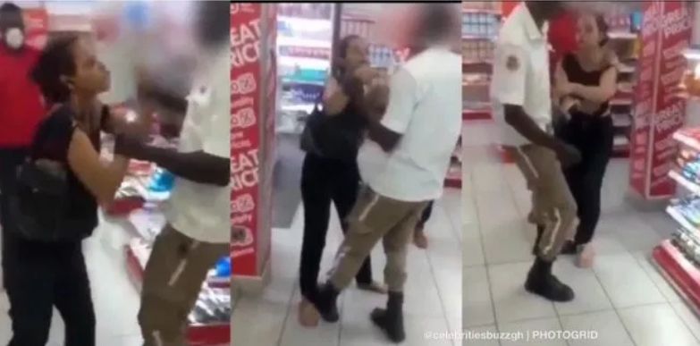 Coronavirus: Asian Woman Kicked Out Of Ghanaian Supermarket For Refusing To Use Hand Sanitizer [Video] 1