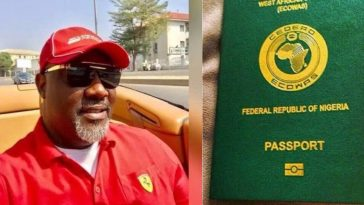 Dino Melaye Reveals Cure For Coronavirus As Nigerian Government Bans 2 More Countries Over COVID-19 7