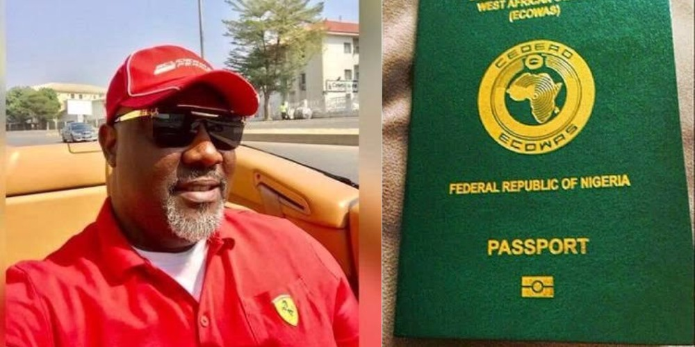 Dino Melaye Reveals Cure For Coronavirus As Nigerian Government Bans 2 More Countries Over COVID-19 1