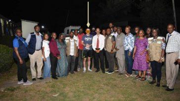 Italian Man Who Brought Coronavirus To Nigeria Has Been Discharged From Lagos Hospital [Photos] 9